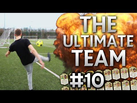 FIFA 16 - BACKSPIN SHOOTING VS TOBI & SIMON   The Ultimate Team #10