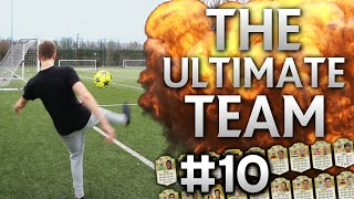 FIFA 16 - BACKSPIN SHOOTING VS TOBI & SIMON | The Ultimate Team #10