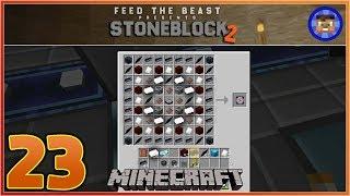 StoneBlock 2 Modpack Ep 23 - Transmutation Tablet  - Modded Minecraft