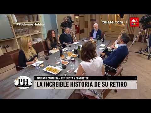El Increíble Retiro Del Tenis De Mariano Zabaleta En Pleno Partido - PH Podemos Hablar