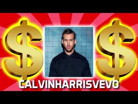 HOW MUCH MONEY DOES CALVINHARRISVEVO MAKE ON   { EARNINGS}