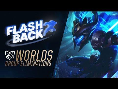 FLASHBACK // Group Stage Eliminations (Worlds 2017)