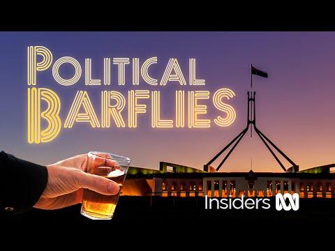 Political Barflies: Time, members, please!
