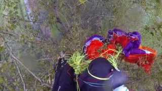 My Paragliding Crash