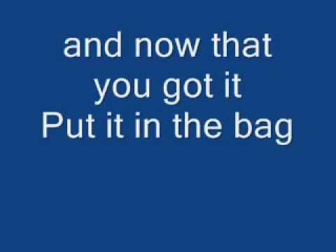 Throw it in the bag lyrics Fabolous ft The dream