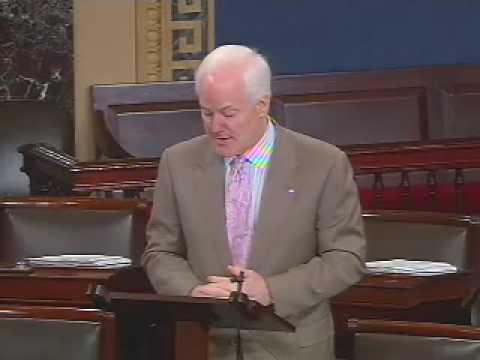 Sen. Cornyn's Floor Statement on Judge Sotomayor's Nomination to Supreme Court - Part 1