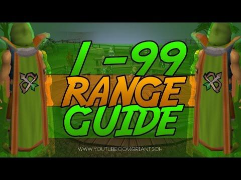 Runescape 2015 1-99 Range Guide – 500k xp/hr – Fast and Profitable – P2p