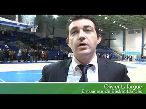 L'aventure européenne de Basket Landes