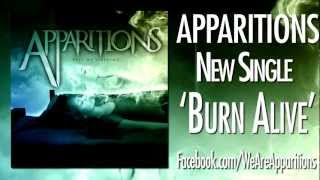 Watch Apparitions Burn Alive video