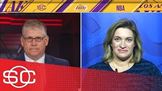 Ramona Shelburne tells the story of how LeBron James became a Los Angeles Laker | ESPN