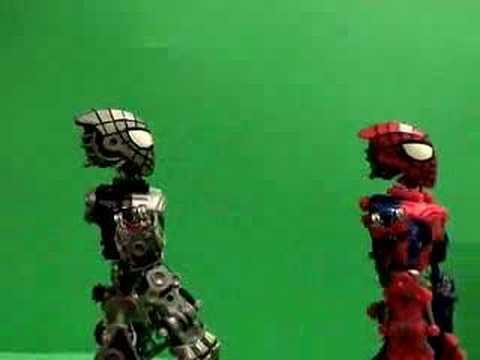 Spiderman:Which Spidey?Stop Motion