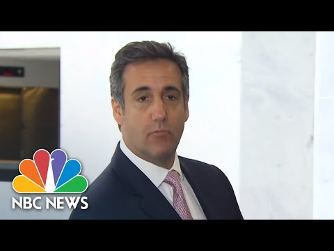 Special Report: Michael Cohen To Plead Guilty To New Charge In Robert Mueller Probe | NBC News