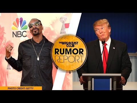 Donald Trump Blasts Snoop Dogg Over His Latest Video