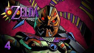 GOING TRIBAL - Let's Play - The Legend of Zelda: Majora's Mask - 4 - Walkthrough Playthrough