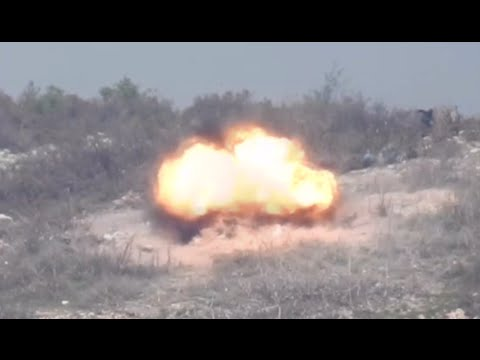 Graphic: Syrian army battles jihadists in Latakia hilltops (AT missiles vs infantry tactics)