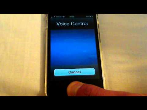 Voice Control - Apple iPhone 4