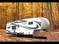 Quick Tour Of the New Arctic Fox Silver Fox 29-5K Fifth Wheel