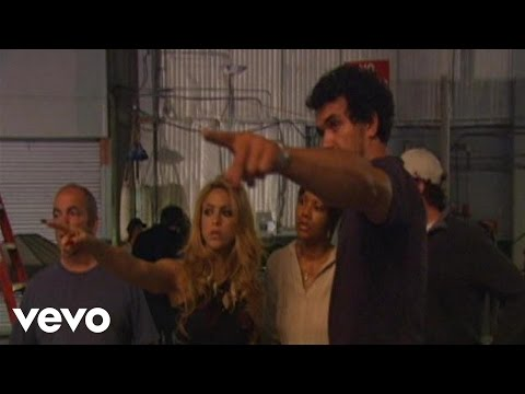 Shakira - She Wolf / Loba (Making Of Pt 2)