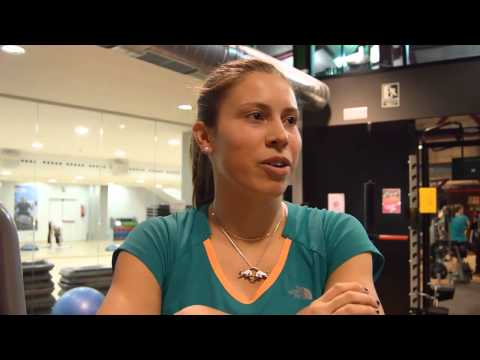Eva Samkova -- Gold Sochi 2014 Olympics Interview