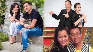 3 cặp vợ chồng làng hài đình đám khiến fan ngưỡng mộ vì cuộc sống hạnh phúc và thấu hiểu nhau