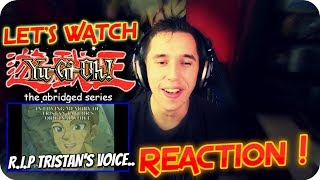 REST IN PEACE TRISTAN'S VOICE..| LET'S WATCH YGOTAS Episodes 8, 9 & 10 REACTION!