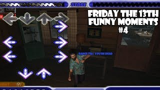 Friday the 13th funny moments montage #4