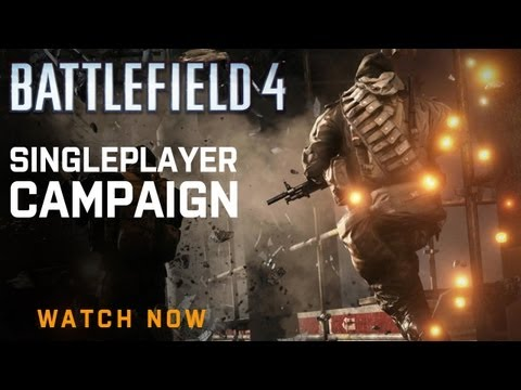 Battlefield 4 | Single Player Campaign | FTW May 2013
