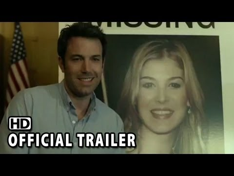 Gone Girl - Official Trailer (2014) HD