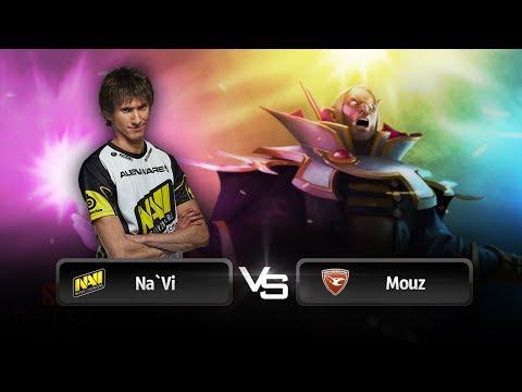 Dendi Triple kill vs Mouz @ Dota 2 Champions League
