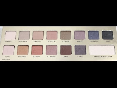 It Cosmetics Naturally Pretty Vol. 1 Matte Luxe Transforming Eyeshadow Palette Review