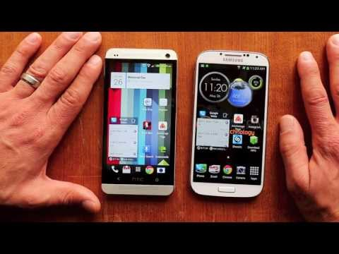 HTC One vs. Galaxy S4 - Honest Review
