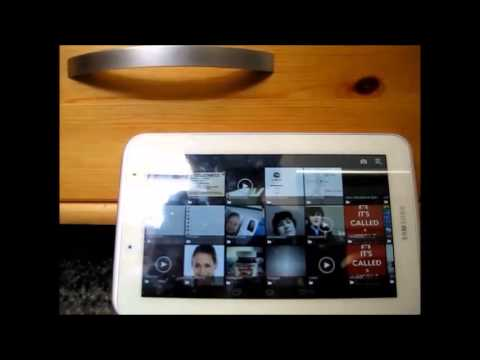 Samsung Galaxy Tab 2 7.0 Review - Part 5: Apps 3