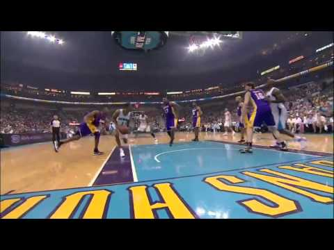 Trevor Ariza 19pts vs. Lakers G4 (04.24.11)[12pts in the 1st Qtr]