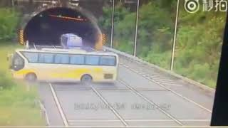 ACCIDENT IN CHINA