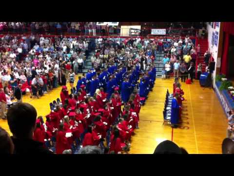 East Newton High School 2011 Graduation