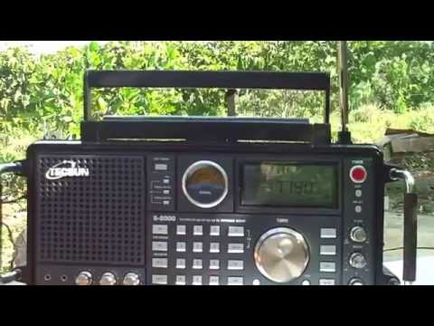 17790 khz Radio Africa Pan American Broadcasting  in HD 720