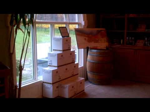 Angels Gate Winery StoreTour
