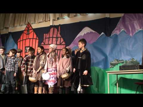 My Year 4, 2008, Primary School play, The Piper. I play the part of the Pied Piper, which strangely enough wasn't the main part. I had two solos but the main...