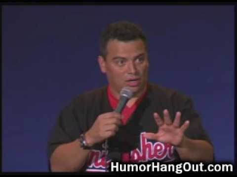 Carlos Mencia on Asians