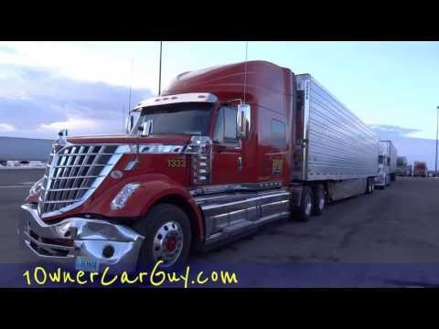 Lone Star Semi Truck Lonestar International MaxxForce Diesel Turbo ** Hot Rod Hauler **
