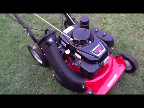 Snapper 21 inch commercial mower review