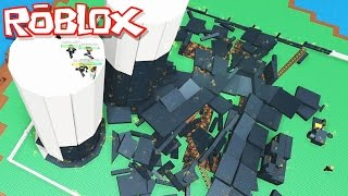 Roblox Adventures / Natural Disaster Survival / Survive The Fire!!