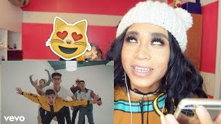 Reacting To Prettymuch Song Teacher