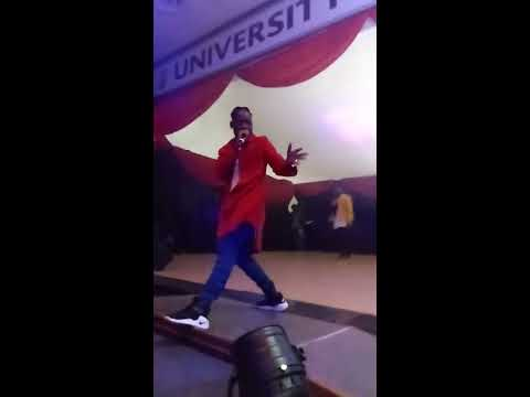 Mizo phyll performance - Univen Miss African Size 2017