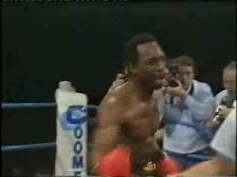 Nigel Benn - Michael Chilambe 1989 ( Great knockout ) Video
