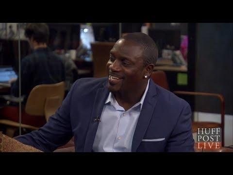 Akon Interview: Bringing Peace to Africa