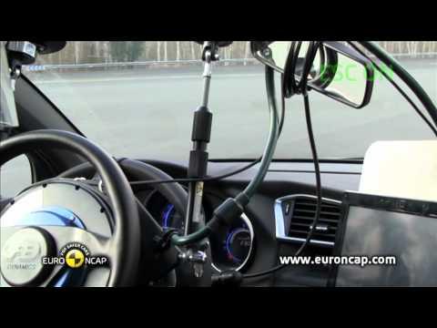 Euro NCAP | Citroen DS4 | 2011 | Электронный контроль устойчивости