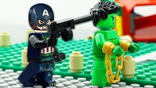 LEGO Hulk and Superheroes Adventures!