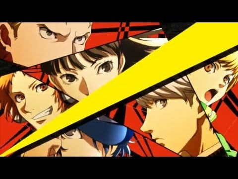 Persona 4 Arena E3 2012 Trailer