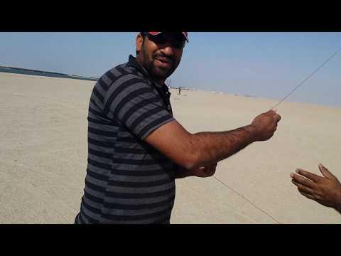 Abu dhabi patang baaz in action 2